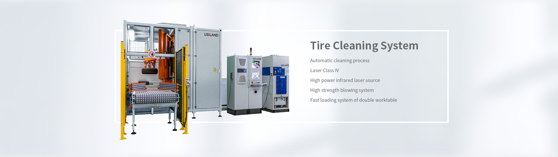 Tire Cleaning System